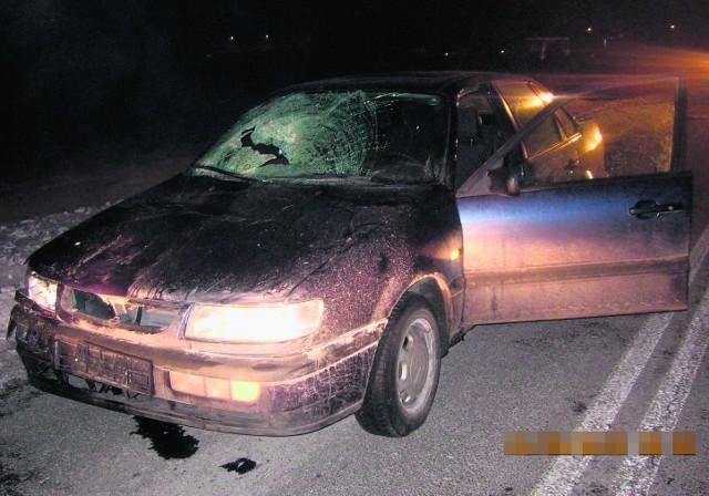 26 stycznia Dariusz C. jechał volkswagenem passatem. Był pijany. Doszło do  tragedii