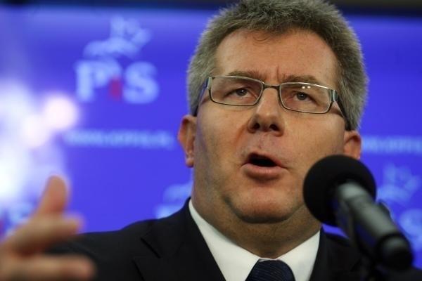 Ryszard Czarnecki to polityk, bloger i dziennikarz