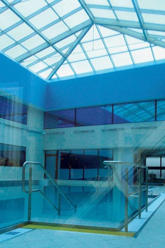 Tak wygląda basen w Spodku