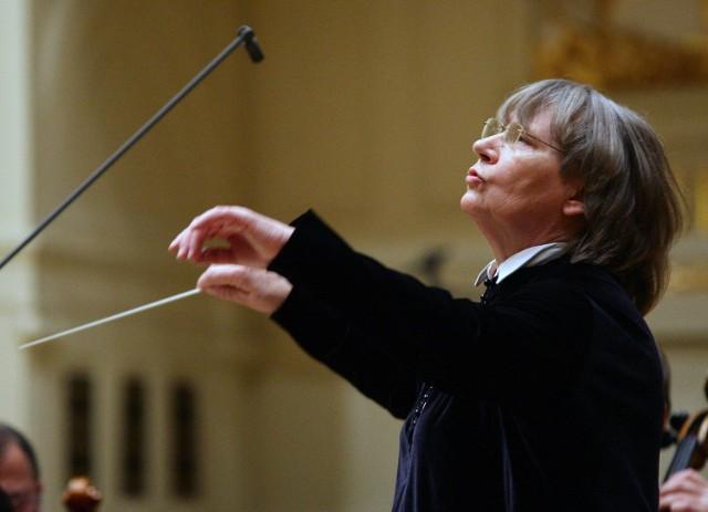 Regionalny Kongres Kultury rozpocznie koncert, który poprowadzi Agnieszka Duczmal