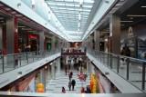 Galerie handlowe w Bielsku-Białej: niektóre lokale są czynne