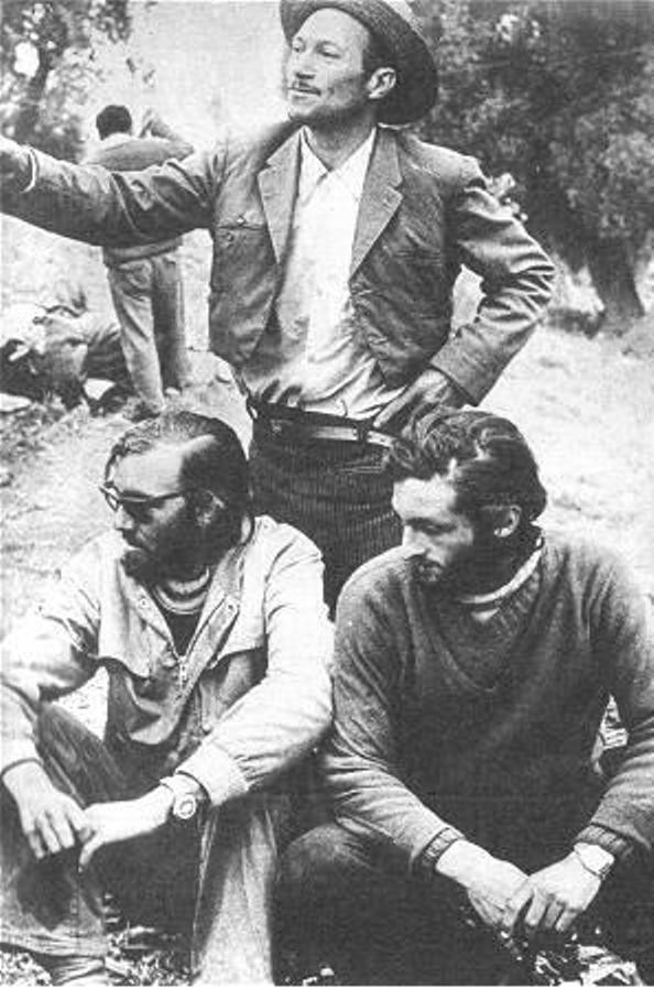 Fernando Parrado i Roberto Canessa