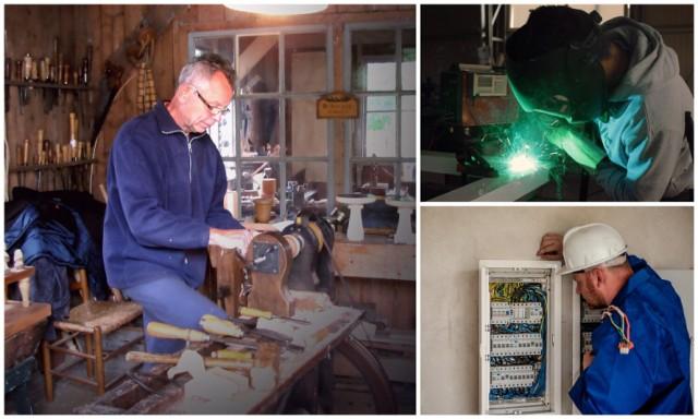 W tym tygodniu [10.09.2021] pracodawcy z gorlickiego szukają między innymi tokarzy, elektryków, spawaczy