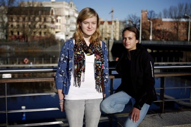 Ania Wilk i Natalia Gauda nie mogą się doczekać powrotu na żaglowiec