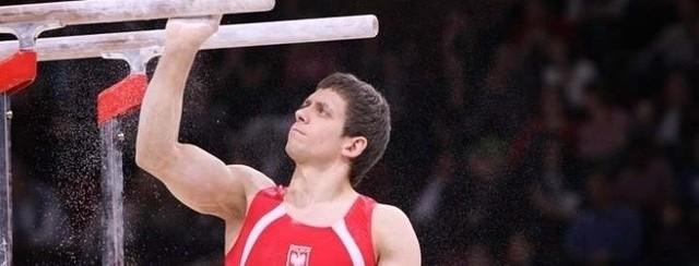 Roman Kulesza (AZS AWF Biała Podlaska) wystartuje w tegorocznych igrzyskach olimpijskich w Londynie