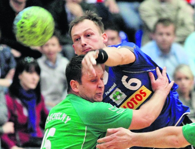 Szczypiorniści z Gdańska pokonali jeden ligowy szczebel