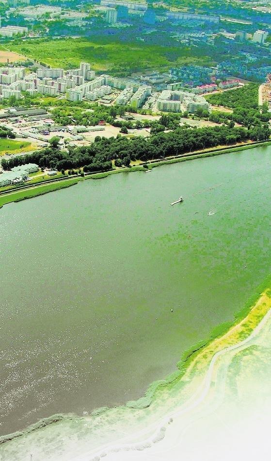 Jeden z wyróżników Poznania to sztuczne jezioro Malta, które  w obecnym kształcie ma około 21 lat