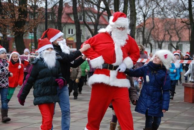 Bieg za św. Mikołajem