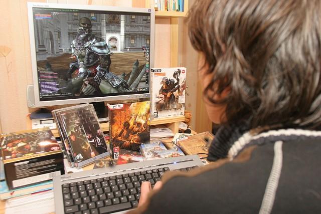 17-latkowi grozi poprawczak za wirtualną kradzież