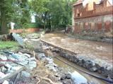 Witka - rok po powodzi