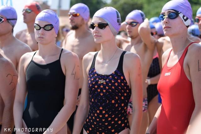 Za nami dwie edycje wyścigów pływackich dokoła mola w Sopocie 2021