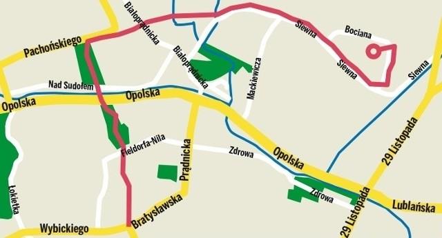 Krakow Chce Zbudowac Cztery Linie Tramwajowe Mapy Gazeta Krakowska