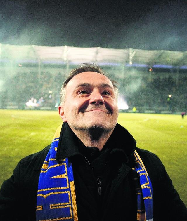 Czy po kolejnym sezonie prezydent Wojciech Szczurek będzie miał powody do zadowolenia?