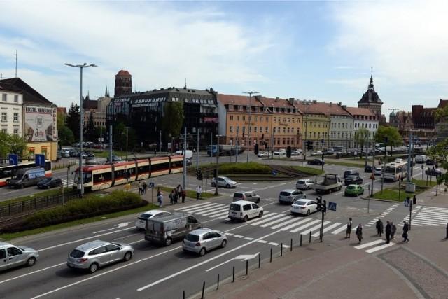 Prace na torowisku na skrzyżowaniu Huciska i Wałów Jagiellońskich polegać będą na wymianie części stalowych rozjazdu, demontażu nawierzchni, a także regulacji i stabilizacji toru