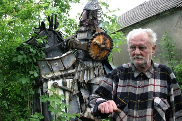 Po Julianie Bossie Gosławskim pozostaną nie tylko pomniki