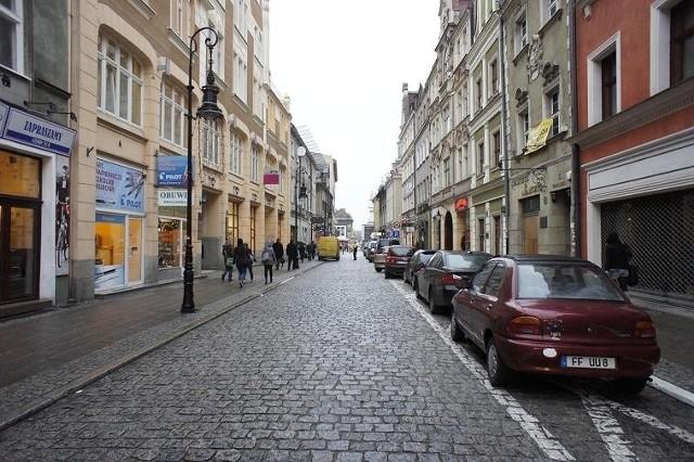 Wrocławska będzie od maja deptakiem