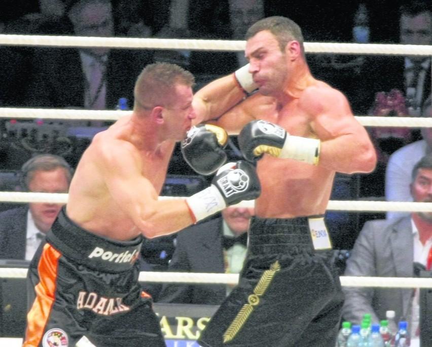 Tomasz Adamek niemal równo przed rokiem, 10 września 2011, przegrał z Witalijem Kliczko