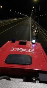 Kiezmark: Poranne zdarzenie na drodze S7. Interweniowali strażacy