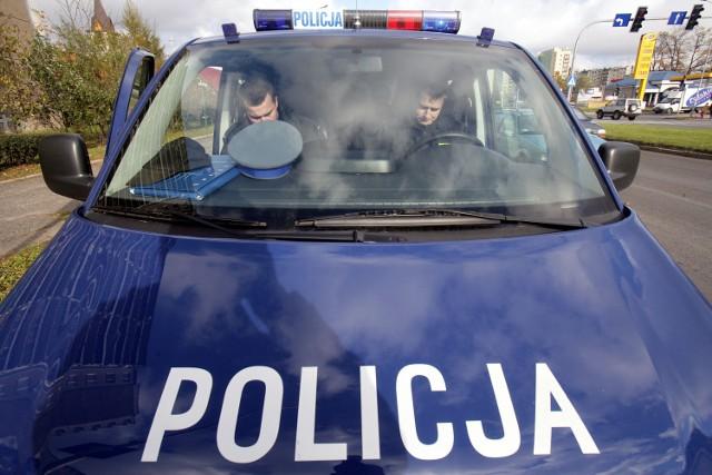 Bialscy policjanci czujni są nawet po służbie
