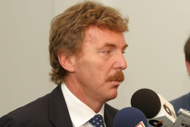 Zbigniew Boniek chce budować wiatraki