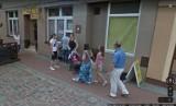 Tuchola. Zdjęcia z Google Street View w Tucholi. Lato w pełnej krasie