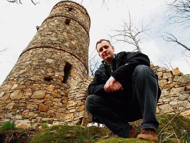 - Turystyczna popularność Doliny Pałaców i Ogrodów ciągle rośnie - uważa Krzysztof Korzeń