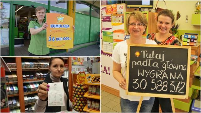 W pierwszej piątce miejsc, gdzie padły najwyższe w historii wygrane w Lotto w Polsce są Skrzyszów i Żabno. Ale to nie jedyne kolektury, gdzie mieszkańcy regionu trafnie skreślili liczby, które sprawiły, że z dnia na dzień zostali milionerami
