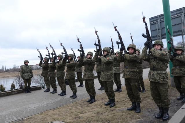 Kombatanci i żołnierze upamiętnili rocznicę akcji Bollwerk
