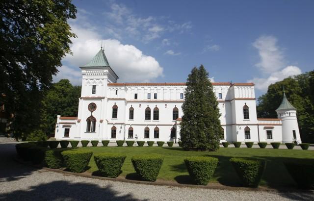 Zamek Reyów w Przecławiu odzyskał dawny blask.
