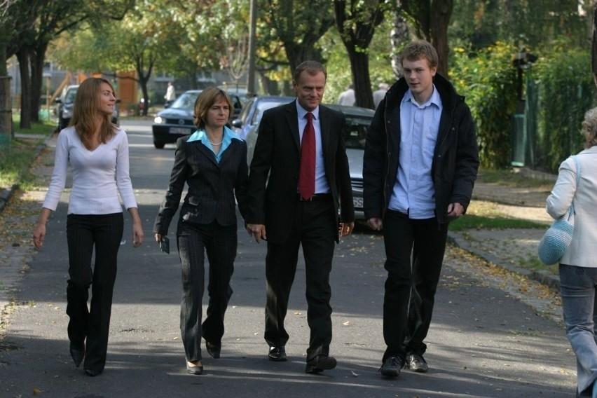 Rodzina Tusków - jeden za wszystkich, wszyscy za jednego?