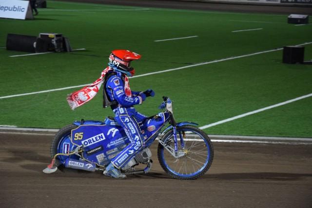 Bartosz Zmarzlik odniósł ósme zwycięstwo w GP w karierze.