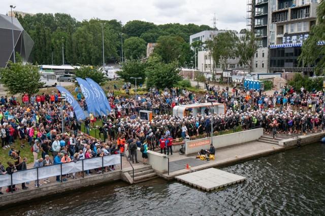 Miasto wybrało sześciu Ambasadorów Aktywnej Bydgoszczy. Najwyższą kwotę - 130 tys. zł - otrzymał Enea Bydgoszcz Triathlon.