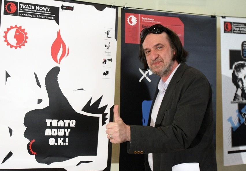 Zdzisław Jaskuła ma nadzieję, że Teatr Nowy znów stanie się chętnie odwiedzanym miejscem