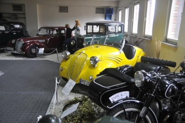 Trwają rozmowy władz Poznania i  przedstawicieli Automobilklubu Wielkopolski na temat nowej siedziby dla Muzeum Motoryzacji