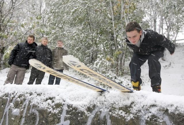 Zawody w skokach narciarskich na Rudzkiej Górze przeniesiono na 29 stycznia. Jeśli będzie śnieg...