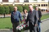 40. rocznica powstania Solidarności, złożenie kwiatów w Legnicy [ZDJĘCIA]