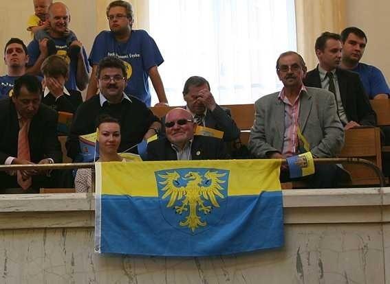 Flaga śląska