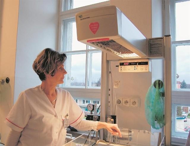 W kartuskim szpitalu działa sześć urządzeń od Orkiestry