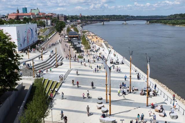 Pogoda, Warszawa. Gorąca końcówka tygodnia i nagły wzrost temperatur