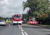 Wybuch przy M1 w Czeladzi . Zginął pracownik wodociągów, trzy kolejne osoby są ranne