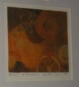 Grafiki Oktawii Ogniew w łódzkiej Galerii Sztuki Brodzka