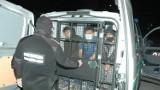 Chyżne. Troje nielegalnych emigrantów z Azji wjechało do Polski ukrytych... wewnątrz rur