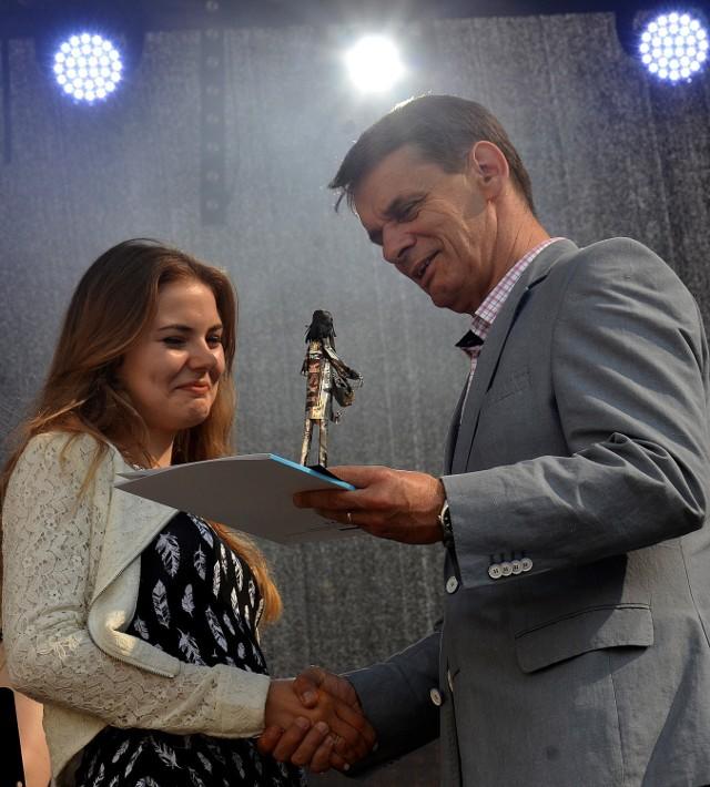 """Dni Szamotuł. Marcelina Olejnik laureatką konkursu """"Szamotuły - miejsce dla talentów"""""""
