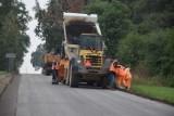 Kończą się prace przy przebudowie kolejnej drogi powiatowej [Foto]