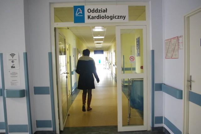 Biłgoraj: Zamknęli kardiologię, bo zachorował lekarz