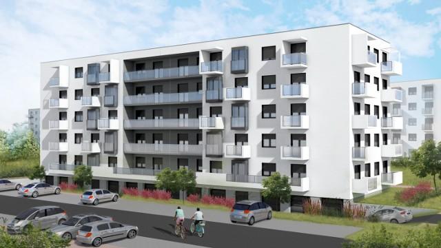 Powstaną nowe mieszkania na ulicy Jaspisowej. Na 2022 rok zaplanowano powstanie pierwszego budynku, który zawierać będzie 40 mieszkań własnościowych.