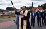 Odebranie I etapu przebudowy ul. Miodowej w Lutogniewie [ZDJĘCIA]