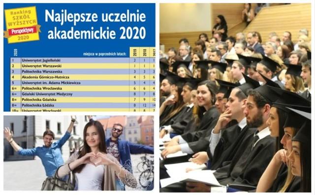 Sprawdź, które miejsca w rankingu ogólnopolskim zajęły szkoły wyższe z woj. śląskiego. Kliknij w kolejne zdjęcie >>>