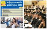 Ranking Szkół Wyższych 2020. Jak wypadły uczelnie z woj. śląskiego? Są wysoko? [PERSPEKTYWY]