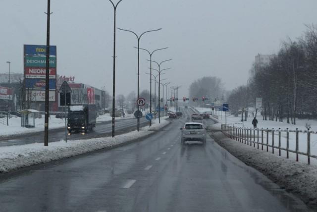 Kierowcy, może być ślisko w najbliższych dniach